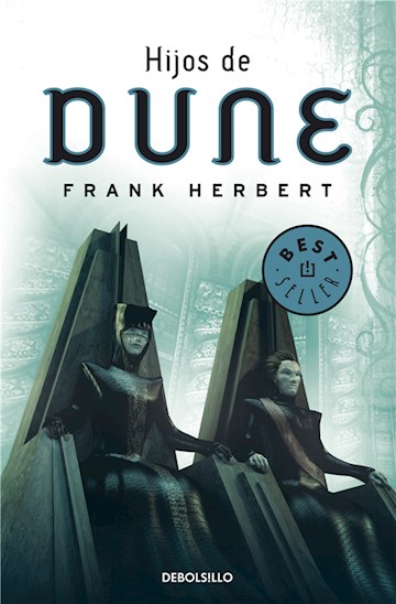 E-book Hijos De Dune (Dune 3)