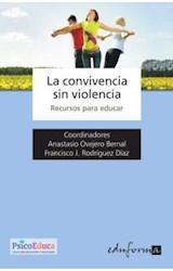 Papel CONVIVENCIA SIN VIOLENCIA, LA (RECURSOS PARA EDUCAR)