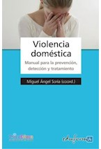 Papel VIOLENCIA DOMESTICA MANUAL PARA LA PREVENCION DETECCION Y TR