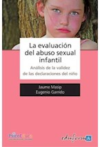 Test LA EVALUACION DEL ABUSO SEXUAL INFANTIL