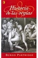 Papel HISTORIA DE LAS ORGIAS (BYBLOS)