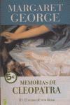 Papel Memorias De Cleopatra Iii - Ocaso De Una Dio