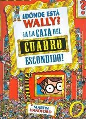 Papel Donde Esta Wally A La Caza Del Cuadro Escond