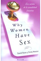 Papel WHY WOMEN HAVE SEX