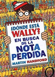 Papel Donde Esta Wally En Busca De La Nota Perdida