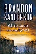 Papel CAMINO DE LOS REYES [GUERRA DE LAS TORMENTAS 1] (NOVA)