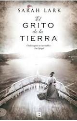 Papel GRITO DE LA TIERRA (TRILOGIA DE LOS MAORIES 3)  RUSTICO