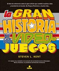Papel Gran Historia De Los Videojuegos, La