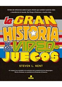 Papel La Gran Historia De Los Videojuegos
