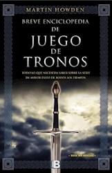 Papel Breve Enciclopedia De Juego De Tronos