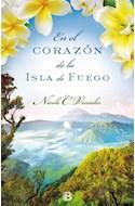 Papel EN EL CORAZON DE LA ISLA DE FUEGO