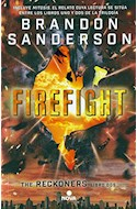 Papel FIREFIGHT (SAGA RECKONERS 2) (COLECCION NOVA) (RUSTICO)