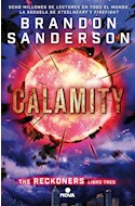 Papel CALAMITY (SAGA THE RECKONERS 3) (COLECCION NOVA) (RUSTICA)