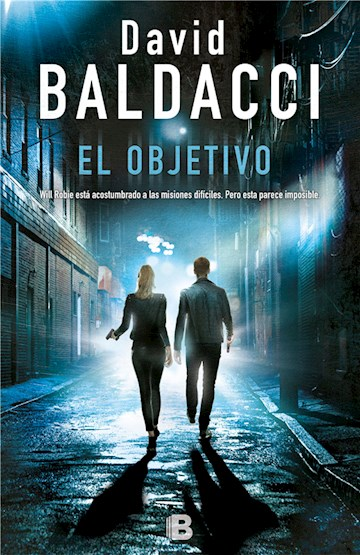 E-book El Objetivo (Will Robie 3)