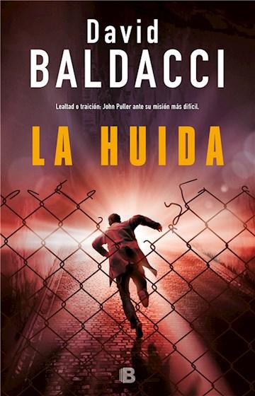 E-book La Huida (Serie John Puller 3)