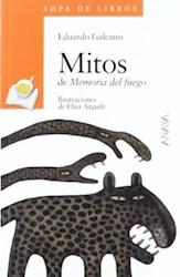 Libro Mitos Memoria Del Fuego