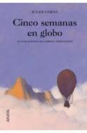 Papel CINCO SEMANAS EN GLOBO (CARTONE)