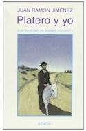 Papel PLATERO Y YO [ILUSTRACIONES DE THOMAS DOCHERTY] (CARTONE)