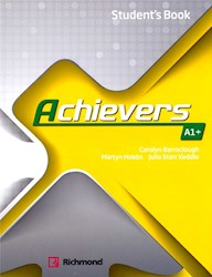 Papel Achievers A1+ Student'S Book