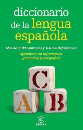 E-book Diccionario De La Lengua Española Bolsillo