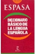 Papel DICCIONARIO BASICO DE LA LENGUA ESPAÑOLA (RUSTICA)