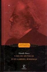 Papel Casa De Muñecas-Juan Gabriel Borkman Td