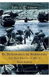 Papel EL DESEMBARCO DE NORMANDIA LOS DIAS PREVIOS AL DIA D