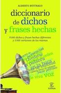 Papel DICCIONARIO DE DICHOS Y FRASES HECHAS 5000 DICHOS Y FRASES HECHAS DIFERENTES Y 3000 VARIATES DE LOS