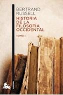 Papel HISTORIA DE LA FILOSOFIA OCCIDENTAL TOMO I (COLECCION HUMANIDADES 347)