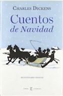 Papel CUENTOS DE NAVIDAD [BICENTENARIO DICKENS] (COLECCION ESPASA CLASICOS) (CARTONE)