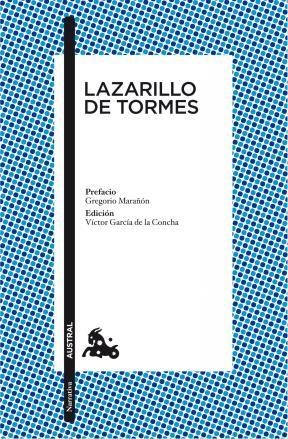 E-book Lazarillo De Tormes