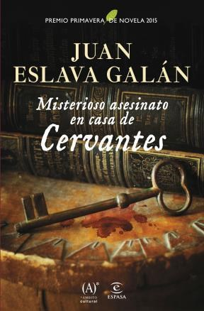 E-book Misterioso Asesinato En Casa De Cervantes
