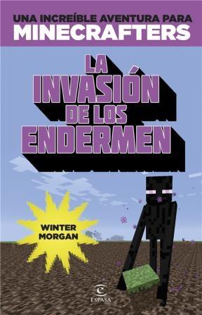 E-book Minecraft. La Invasión De Los Endermen