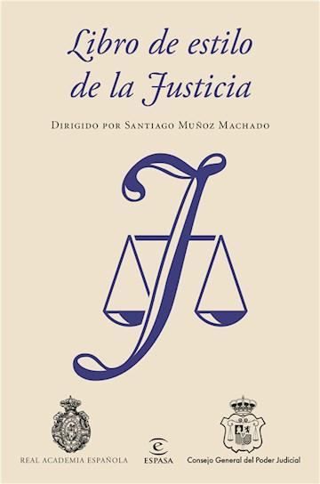 E-book Libro De Estilo De La Justicia