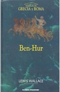 Papel BEN HUR (NOVELAS DE GRECIA Y ROMA) (CARTONE)