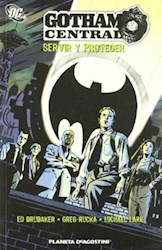 Papel Gotham Central Servir Y Proteger