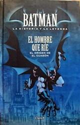 Papel Batman La Historia Y La Leyenda