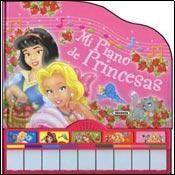 Papel Mi Piano De Princesas
