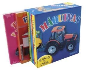 Papel Maquinas - Mi Cajita De Libros