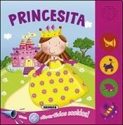 Papel Princesita Botones Ruidosos