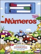 Papel Numeros (Incluye 3 Rotuladores Magicos)