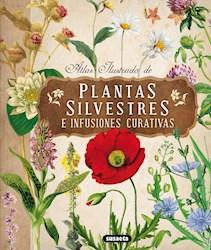 Libro Atlas Ilustrado De Plantas Silvestres E Infusiones Curativas