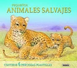 Libro Peque/Os Animales Salvajes