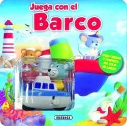 Libro El Barco (Libro Con Juguete)