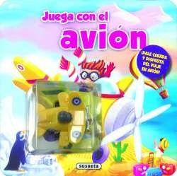 Libro El Avion ( Libro Con Juguete)