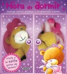 Libro Hora De Dormir (Trae Peluche)