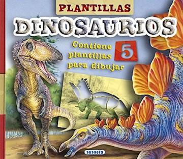 Papel Plantillas Dinosaurios