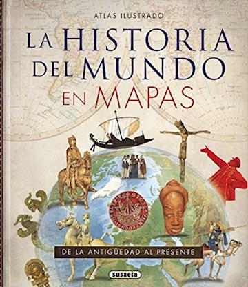Papel La Historia Del Mundo En Mapas