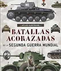 Papel Atlas Ilustrado Batallas Acorazadas De La Segunda Guerra Mundial