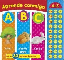 Libro Aprende Conmigo Abc